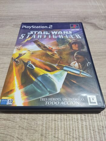 Star Wars: Jedi Starfighter PlayStation 2