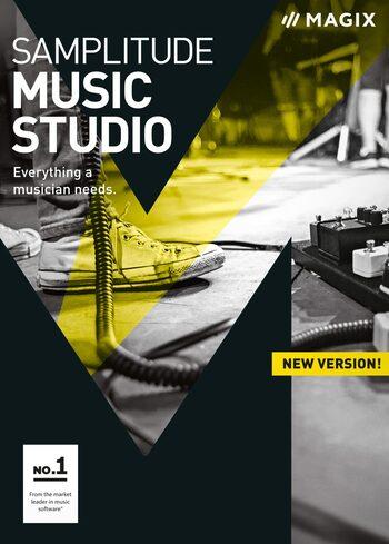 Magix Samplitude Music Studio 2017 Official Website Key GLOBAL