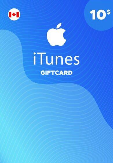 Apple iTunes Gift Card 10 CAD iTunes Key CANADA фото