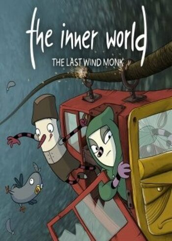 The Inner World: The Last Wind Monk Steam Key GLOBAL
