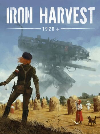 Iron Harvest Steam Key GLOBAL