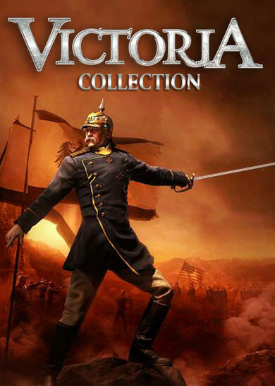 Victoria Collection Steam Key GLOBAL
