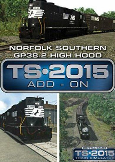 Train Simulator - Norfolk Southern GP38-2 High Hood Loco Add-On (DLC) Steam Key EUROPE