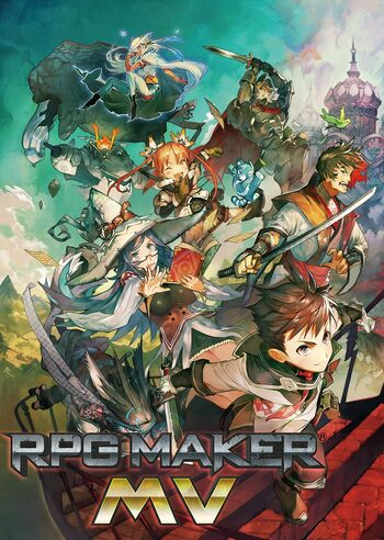 RPG Maker MV Steam Key GLOBAL