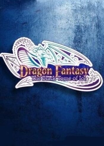 Dragon Fantasy: The Black Tome of Ice Steam Key GLOBAL