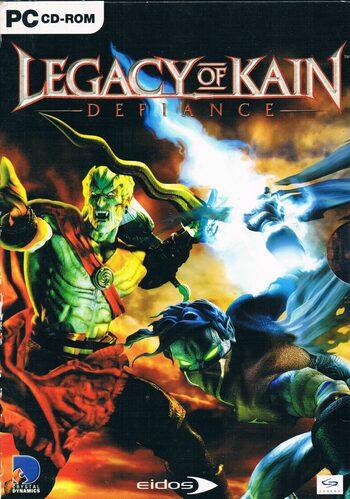 Legacy of Kain: Defiance Steam Key GLOBAL