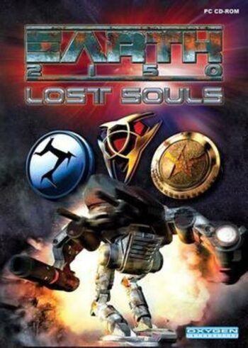Earth 2150 - Lost Souls Steam Key GLOBAL