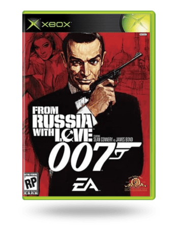 James Bond 007: From Russia with Love Xbox