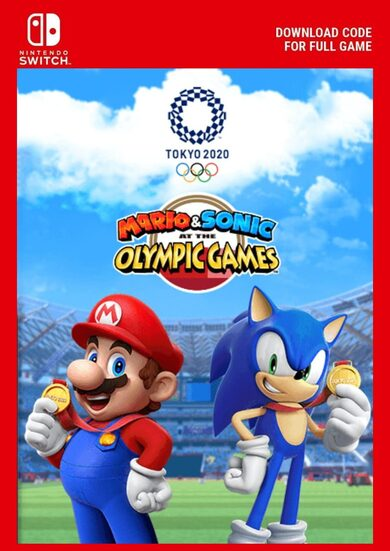 Mario & Sonic at the Olympic Games Tokyo 2020 (Nintendo Switch) eShop Key EUROPE