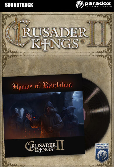 Crusader Kings II - Hymns of Revelation (DLC) Steam Key GLOBAL