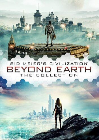 Sid Meier's Civilization: Beyond Earth - The Collection Steam Key EUROPE