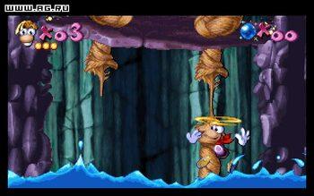 Redeem Rayman Nintendo DS