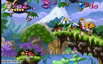 Buy Rayman Nintendo DS