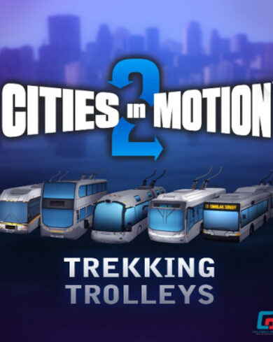 Cities in Motion 2 - Trekking Trolleys (DLC) Steam Key GLOBAL