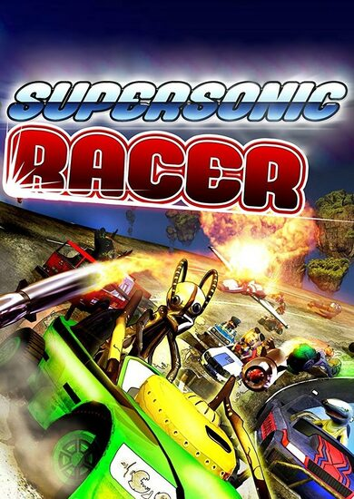 Super Sonic Racer Steam Key GLOBAL