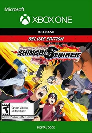 Naruto to Boruto: Shinobi Striker (Deluxe Edition) (Xbox One) Xbox Live Key UNITED STATES