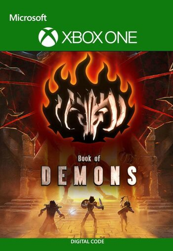 Book of Demons XBOX LIVE Key UNITED STATES