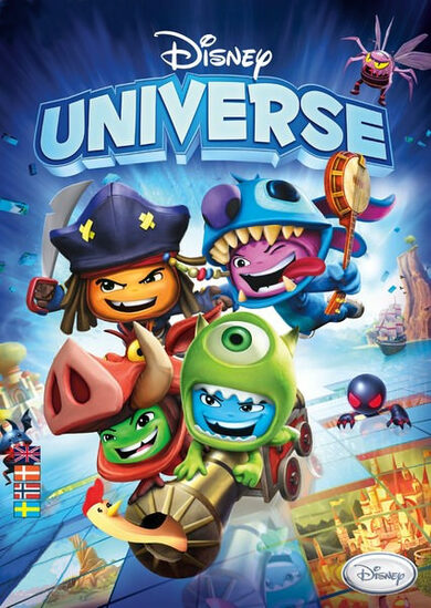 Disney Universe Steam Key EUROPE