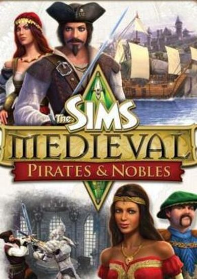 The Sims Medieval: Pirates and Nobles (DLC) Origin Key GLOBAL
