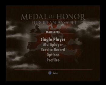 Redeem Medal of Honor: European Assault PlayStation 2