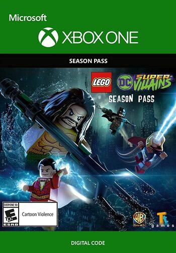 LEGO DC Super-Villains - Season Pass (DLC) XBOX LIVE Key UNITED STATES