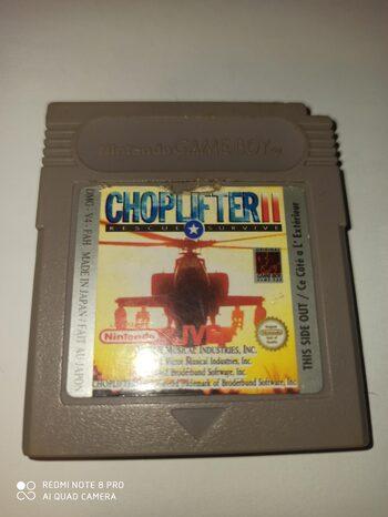 Choplifter II Game Boy