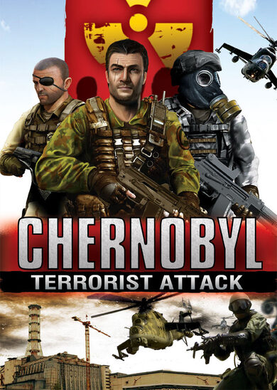 Chernobyl: Terrorist Attack Steam Key GLOBAL