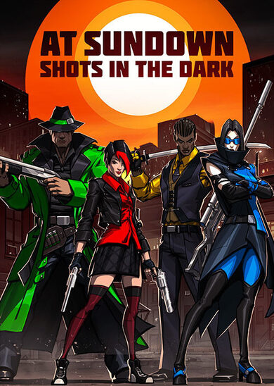AT SUNDOWN: Shots in the Dark Steam Key GLOBAL