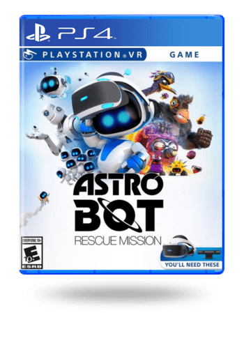Astro Bot: Rescue Mission PlayStation 4