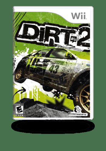 DiRT 2 Wii