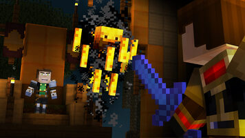 Buy Minecraft: Story Mode - A Telltale Games Series PlayStation 4