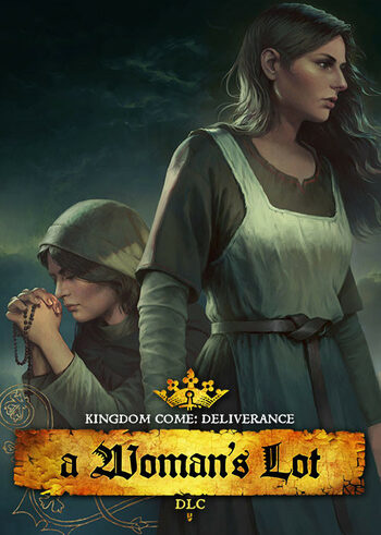 Kingdom Come: Deliverance - A Woman's Lot (DLC) Steam Key GLOBAL