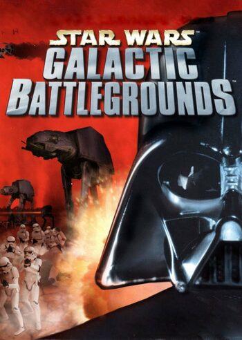 Star Wars Galactic Battlegrounds Saga Steam Key EUROPE