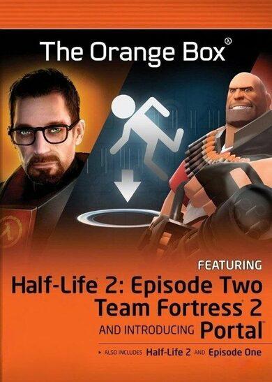 The Orange Box Steam Key GLOBAL