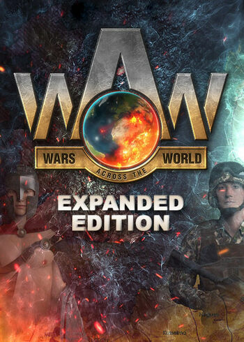 Wars Across The World (Expanded Edition) Steam Key EUROPE