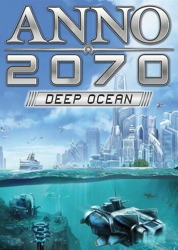 Anno 2070: Deep Ocean (DLC) Uplay Key EUROPE