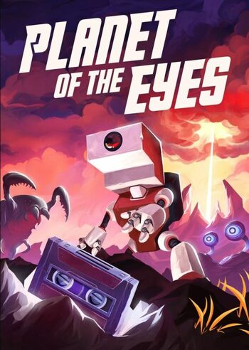 Planet of the Eyes Steam Key GLOBAL