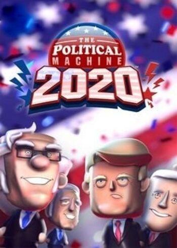 The Political Machine 2020 Steam Key GLOBAL