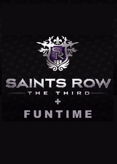 Saints Row: The Third + FUNTIME! Pack (cut version) Steam Key GLOBAL