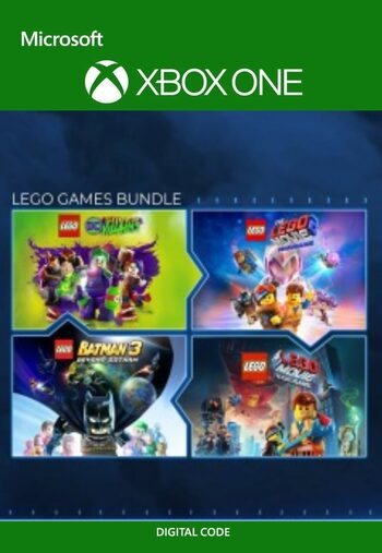 The LEGO Games Bundle  (Xbox One) Xbox Live Key UNITED STATES