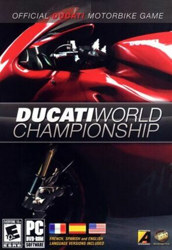 Ducati World Championship Steam Key GLOBAL