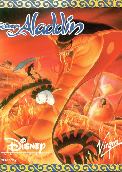 Disney's Aladdin Steam Key GLOBAL