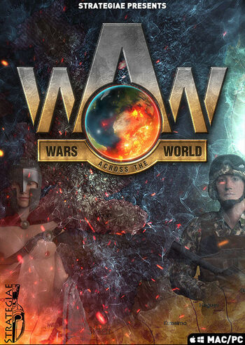 Wars Across the World Steam Key GLOBAL