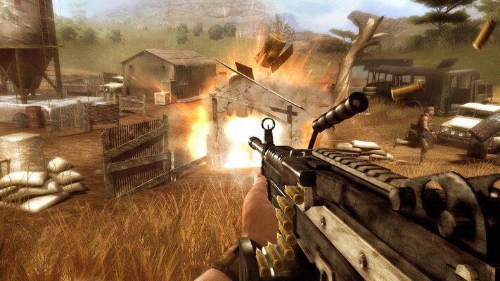 Buy Far Cry 2 Uplay Key Global Eneba