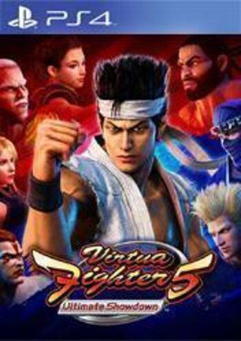 Virtua Fighter 5 Ultimate Showdown  + Legendary Pack (DLC) (PS4) PSN Key UNITED STATES
