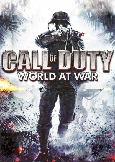 Call of Duty: World at War Steam Key GLOBAL
