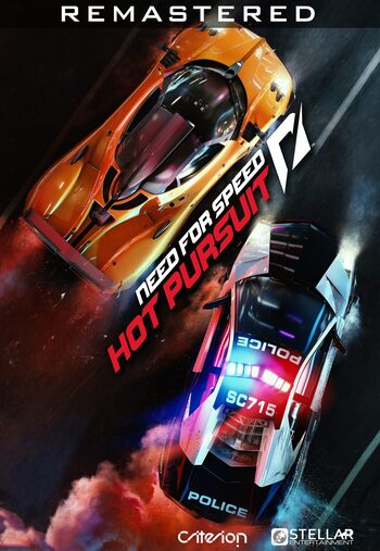 Need for Speed: Hot Pursuit (Remastered) (ENG/PL) Origin Key GLOBAL