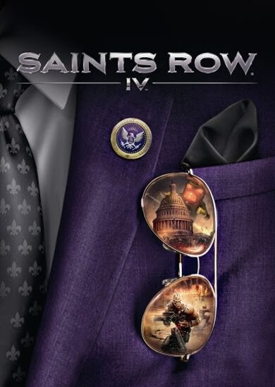 Saints Row IV Steam Key GLOBAL