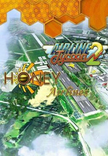 Airline Tycoon 2: Honey Airlines (DLC) Steam Key GLOBAL