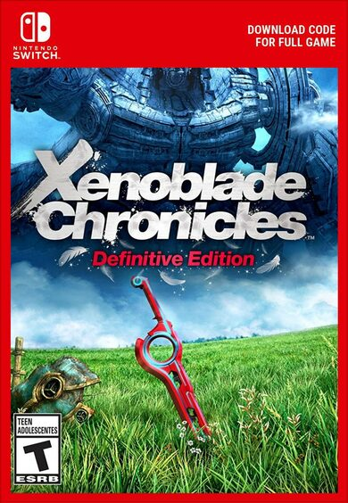 Xenoblade Chronicles: Definitive Edition (Nintendo Switch) eShop Key EUROPE